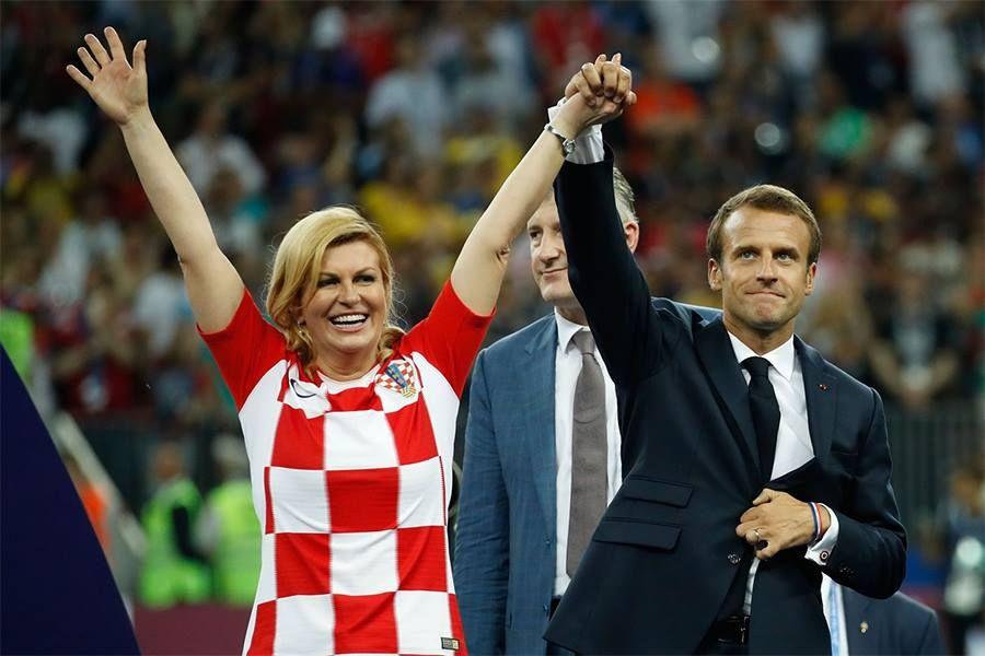 Image result for προεδρος κροατιας