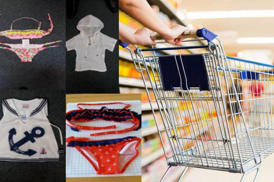 750d6f1d324 Προσοχή! Επικίνδυνα παιδικά μαγιό, ρούχα και παιχνίδια στην Κύπρο ...