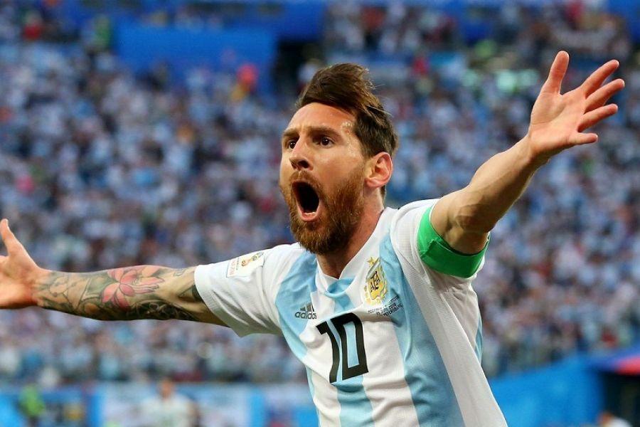 4c5767e8766c Αργεντινή  Απίθανο βίντεο για την επιστροφή του Μέσι στην εθνική ...