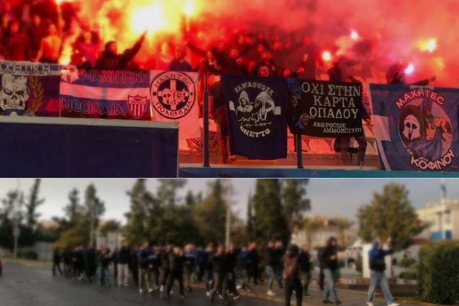 «Ντόπες» Μαχητών πριν την ΑΕΚ, 24Sports & News