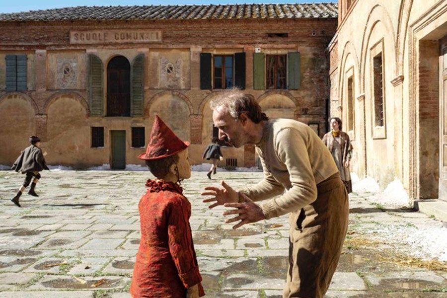 """Πρεμιέρα του """"Pinocchio"""" από τον Mateo Garone στη Nova Κύπρου.  24Σπορ & ειδήσεις:"""