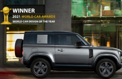 Βραβείο World Car Design 2021 για το Land Rover Defender